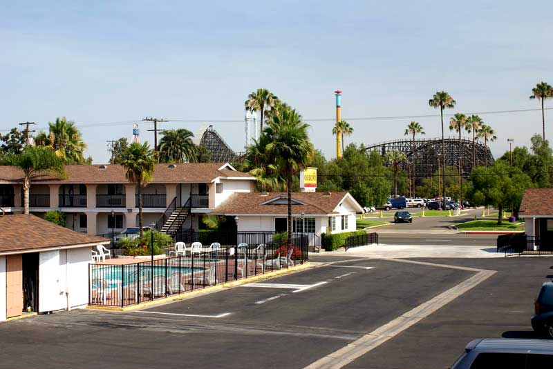 Buena Park California Hotels Lodging Accommodations